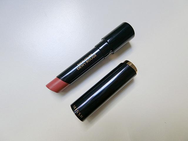 MISSHA BR01 & BOURJOIS #07 乾燥玫瑰唇彩 10.JPG