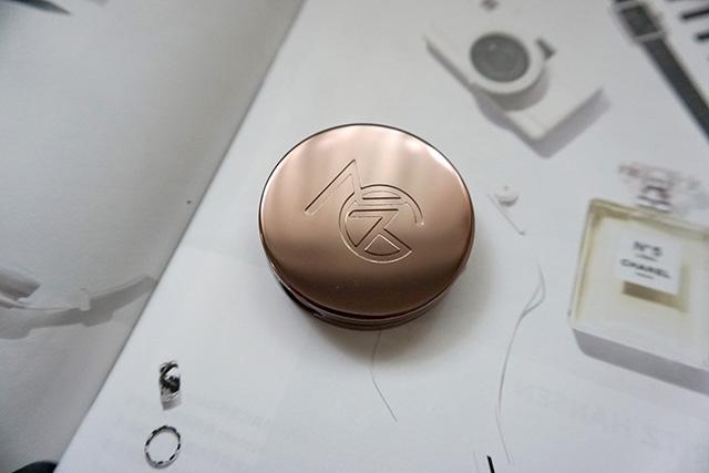Makeup Geek Blush Compact 腮紅 Secret Admirer 04.JPG