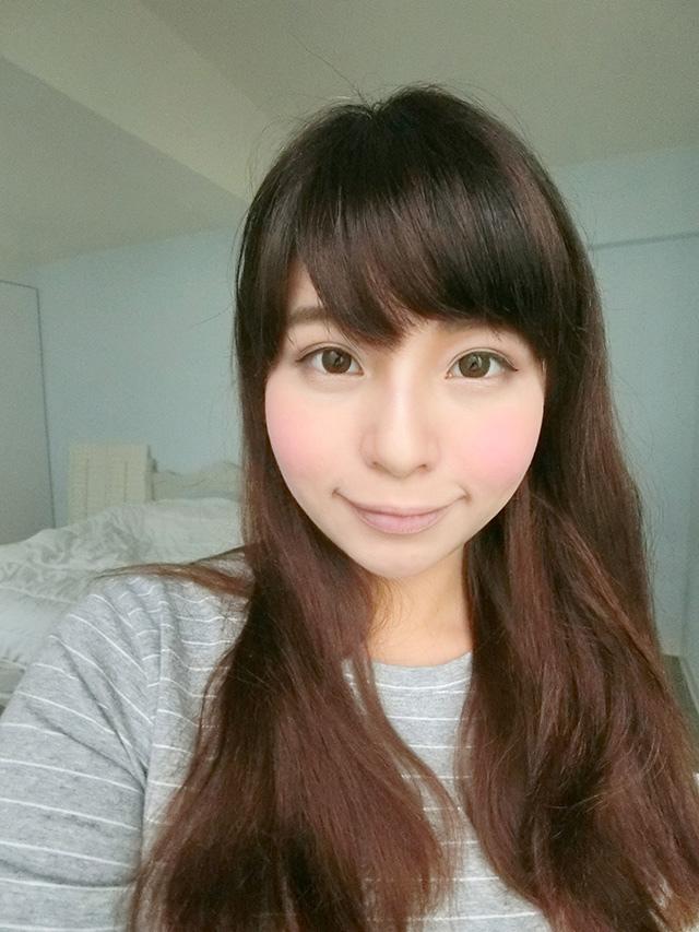 Makeup Geek Blush Compact 腮紅 Secret Admirer 17.JPG