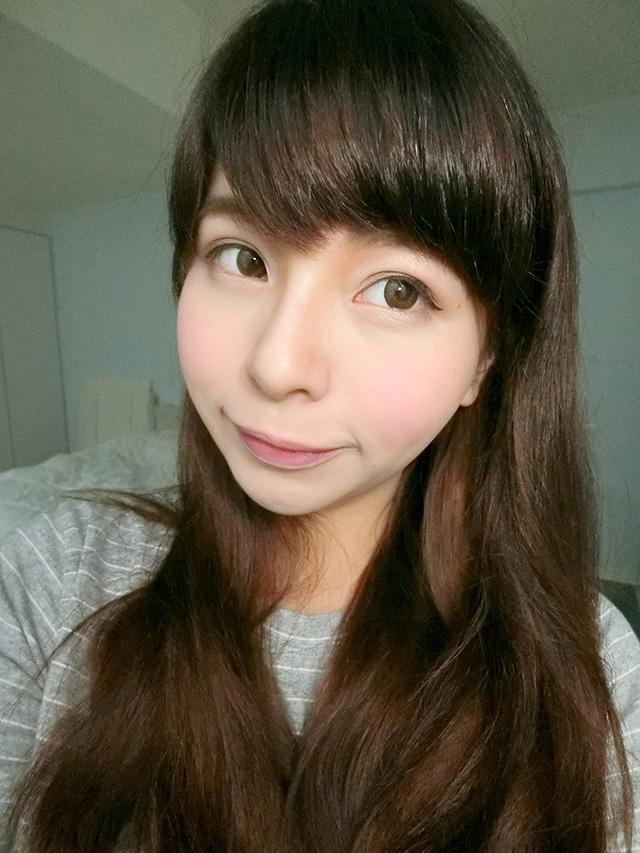 Makeup Geek Blush Compact 腮紅 Secret Admirer 18.JPG