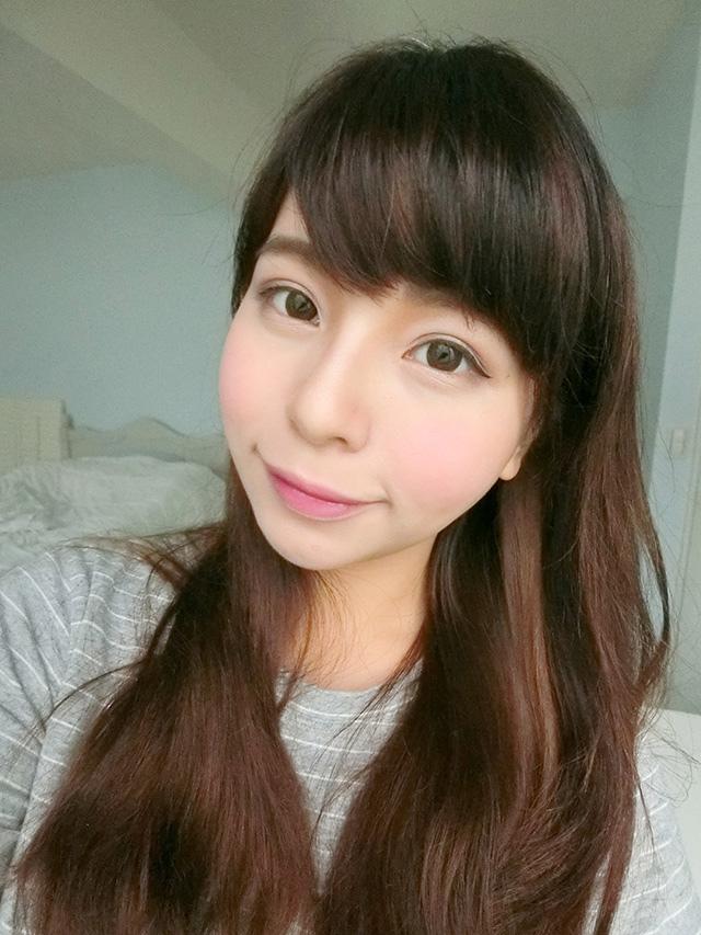 Makeup Geek Blush Compact 腮紅 Secret Admirer 21.JPG