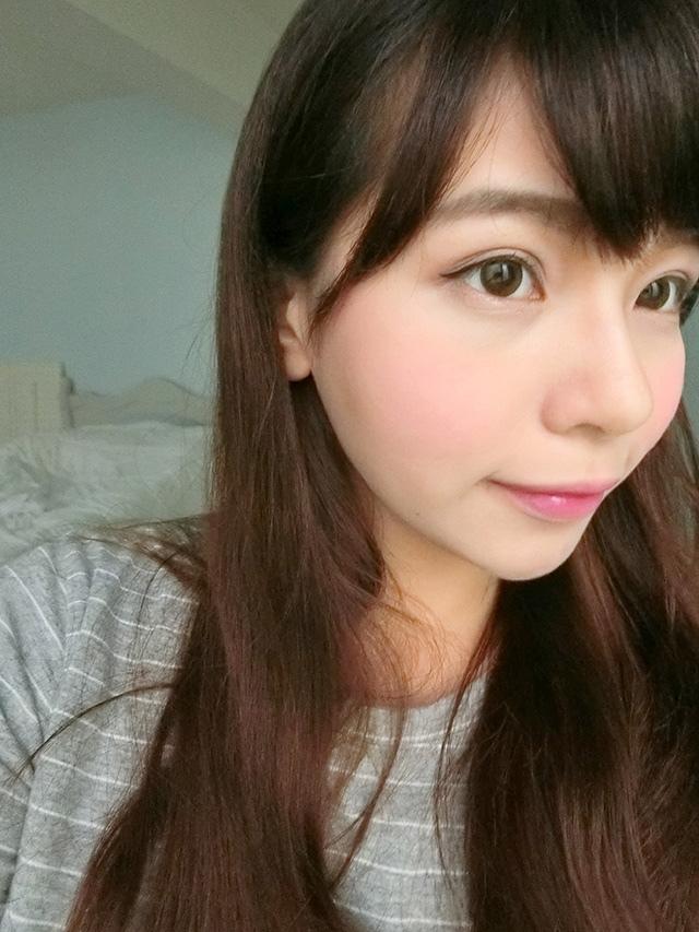 Makeup Geek Blush Compact 腮紅 Secret Admirer 22.JPG