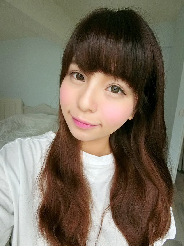 Makeup Geek Blush Compact 腮紅 Secret Admirer 23.jpg