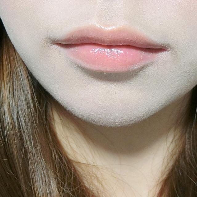 日本馬油護唇膏 18.JPG