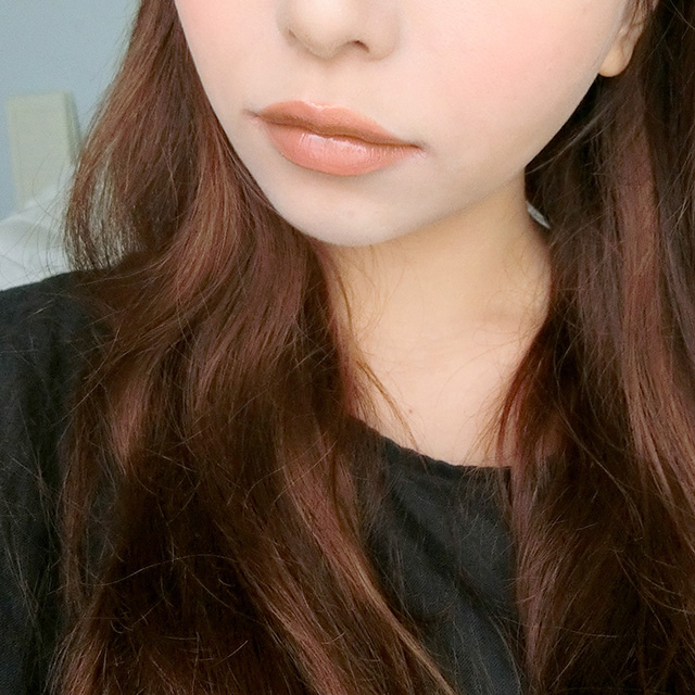 3CE MOOD RECIPE MATTE LIP COLOR 秋季霧面唇膏#114 26.JPG