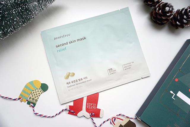 Innisfree Limited edition聖誕限量氣墊粉餅 05.JPG
