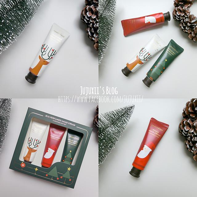 Christmas special Innisfree handcream 00.jpg