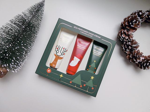 Christmas special Innisfree handcream 01.JPG