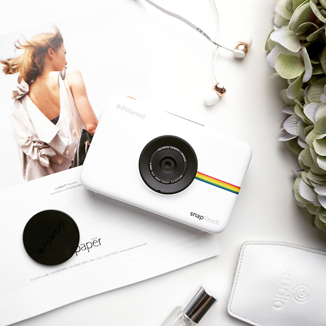 Polaroid Snap Touch 拍立得相印機 00-1.jpg