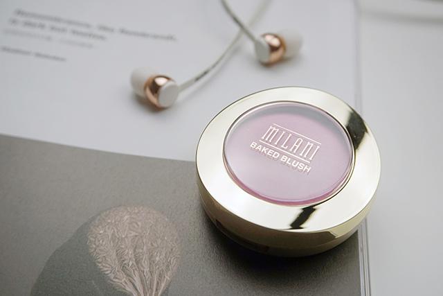 Milani Baked Blush 烘培腮紅 #10 delizioso pink 02.JPG