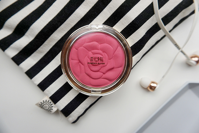 Milani Baked Blush 烘培腮紅 #10 delizioso pink 03.JPG