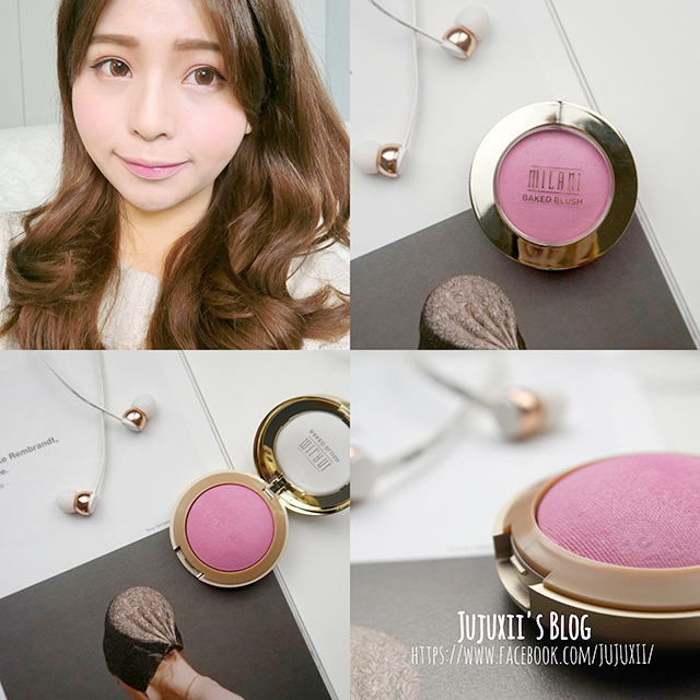 Milani Baked Blush 烘培腮紅 #10 delizioso pink 00
