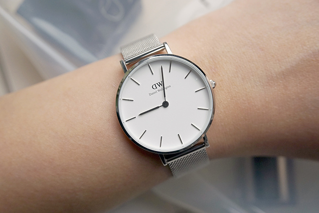 DW Daniel Wellington Classic Petite Sterling 32MM 14.JPG