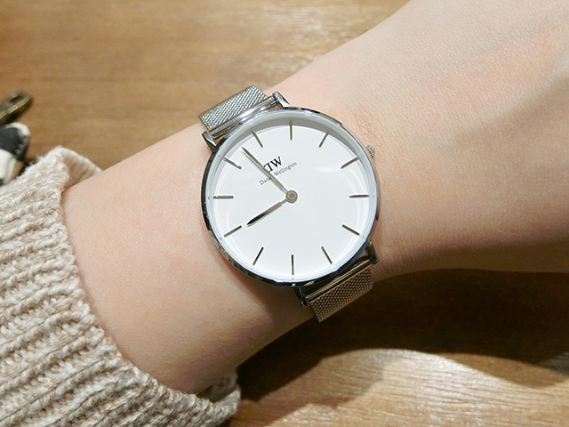 DW Daniel Wellington Classic Petite Sterling 32MM 18.JPG