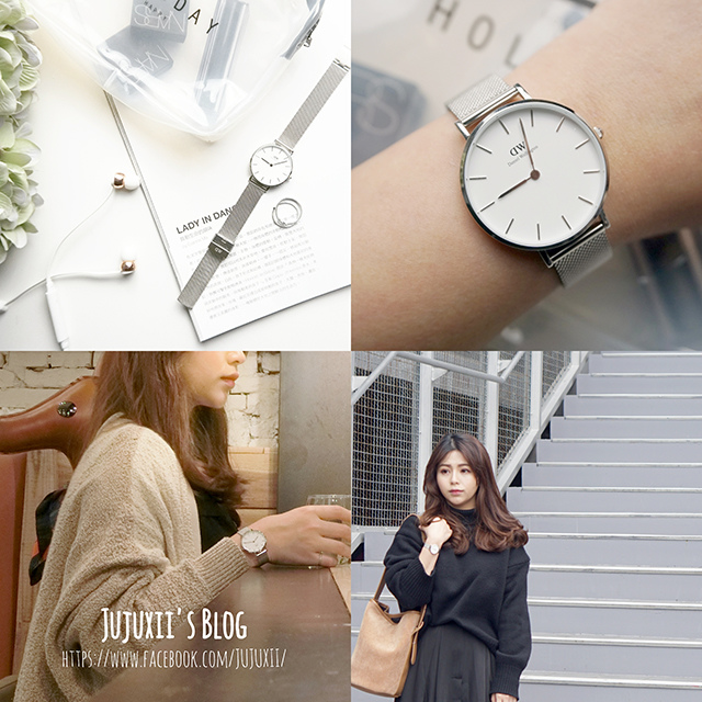 DW Daniel Wellington Classic Petite Sterling 32MM