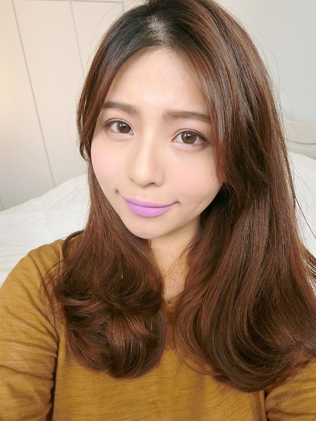 MAC lipstick霧幻性感唇膏Lavender Jade &閃亮星澤唇膏Angel 22.JPG