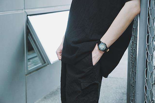 Kenneth Cole手錶  黑色白色男女對錶 30.jpg
