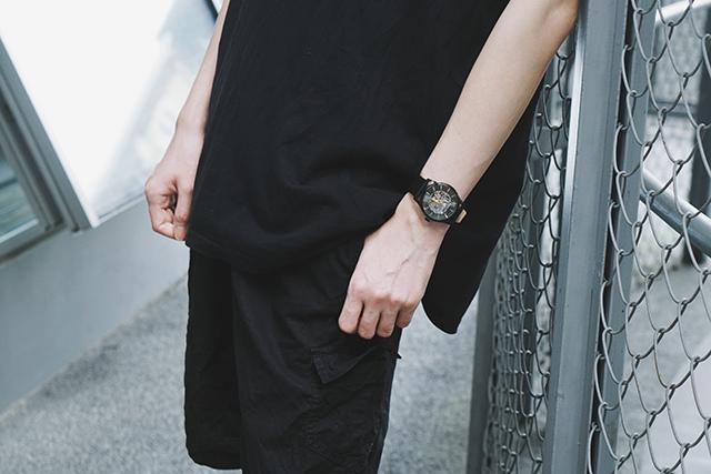 Kenneth Cole手錶  黑色白色男女對錶 31.jpg