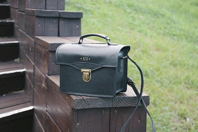 BEARA BEARA CAMINO BLACK 真皮手工相機包 折扣碼13.JPG