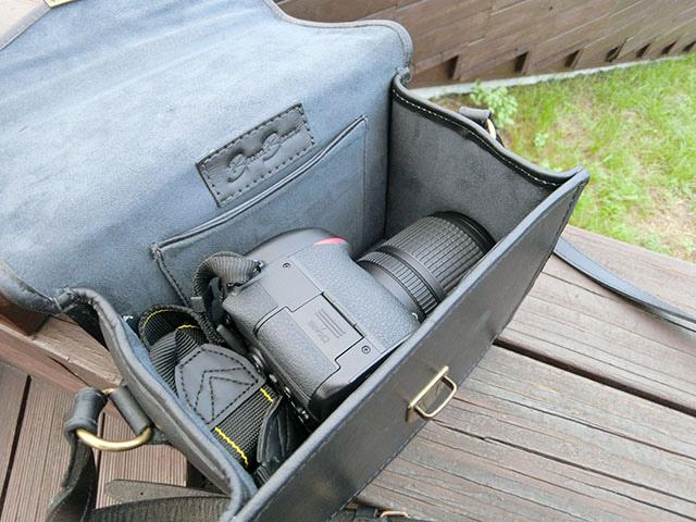 BEARA BEARA CAMINO BLACK 真皮手工相機包 折扣碼16.JPG