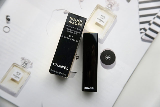 CHANEL lipstick唇膏174 01.JPG