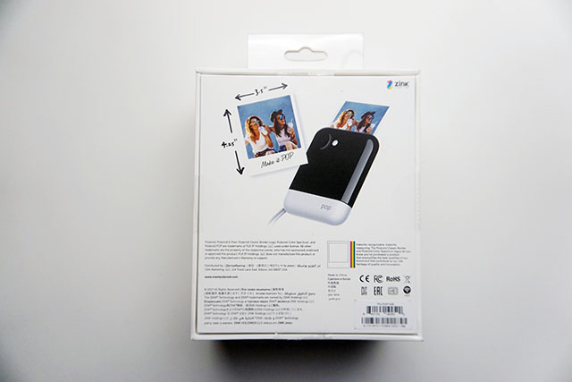 Polaroid POP camera 拍立得相機02.JPG
