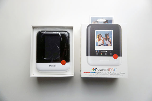 Polaroid POP camera 拍立得相機03.JPG