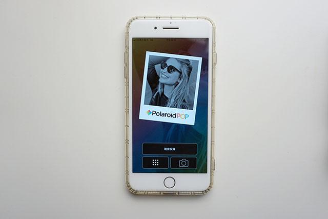 Polaroid POP camera 拍立得相機18.JPG
