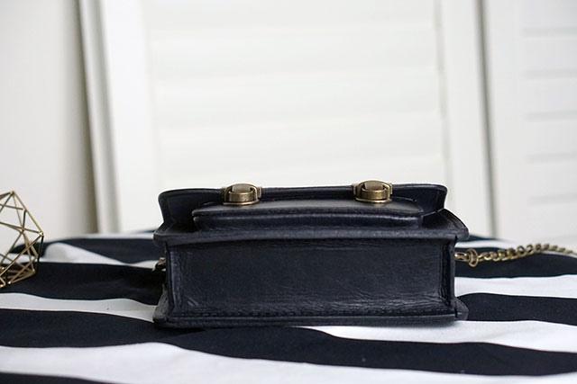 BearaBeara SANTA ANNA MINI BLACK 真皮包包10.JPG
