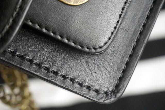 BearaBeara SANTA ANNA MINI BLACK 真皮包包14.JPG