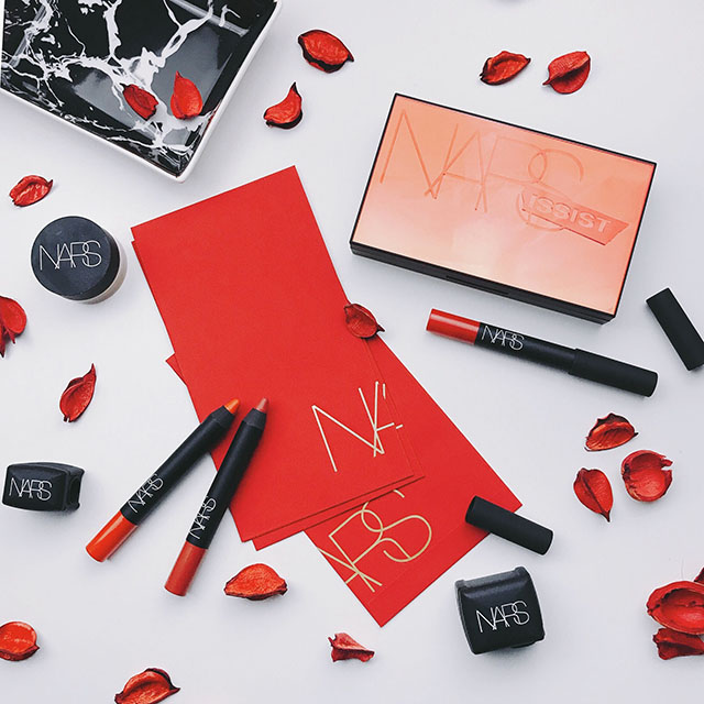NARS .innisfree .By Terry .Pony Effect近期彩妝 唇彩紀錄32.JPG