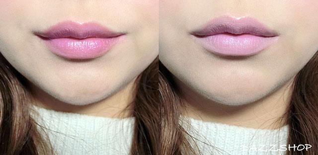DAZZSHOP .L%5COREAL .PALLADIO紫外光唇膏 紫色透明唇膏14.JPG