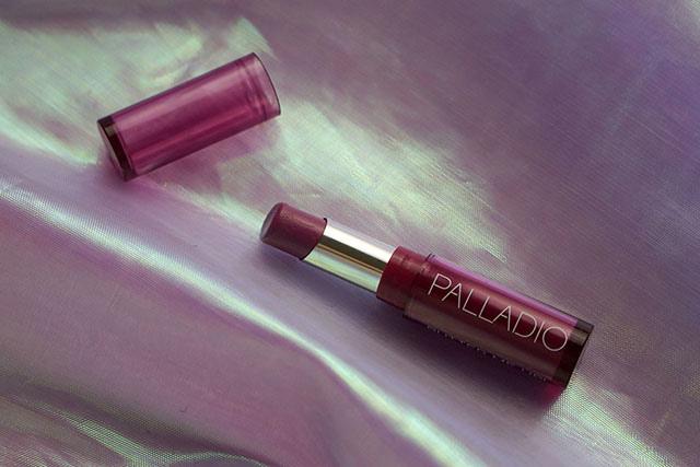 DAZZSHOP .L%5COREAL .PALLADIO紫外光唇膏 紫色透明唇膏24.JPG