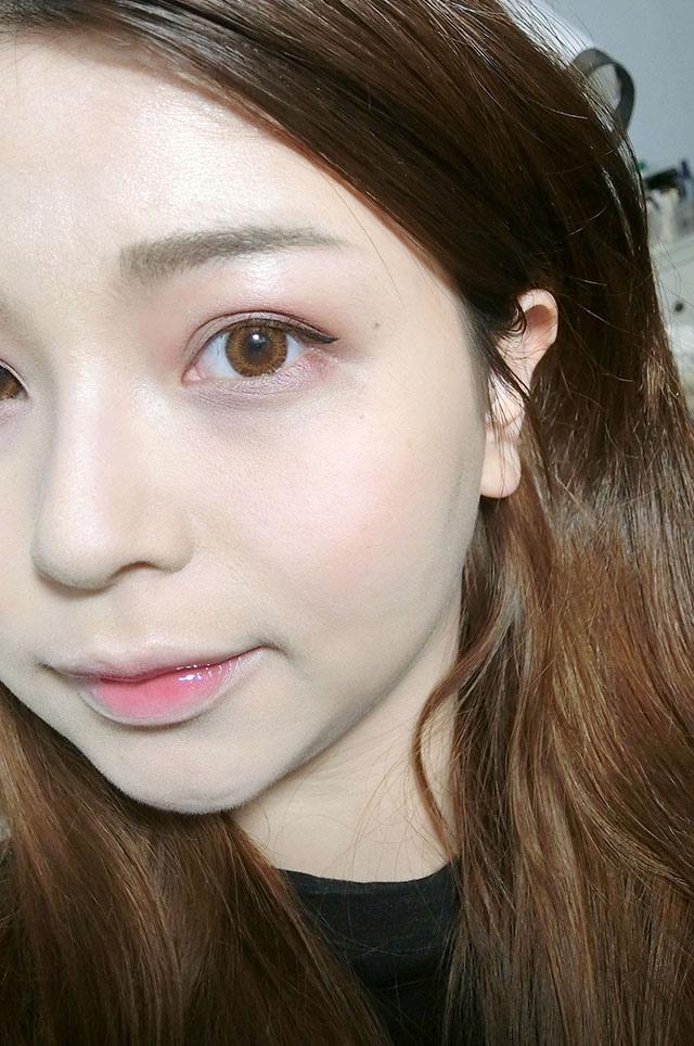CANMAKE 完美色計眼影盤#14 紅色眼影意想不到的深邃20.JPG