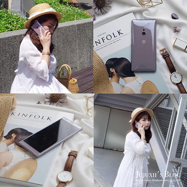 SONY XZ2 手機實拍照片開箱評價規格.JPG