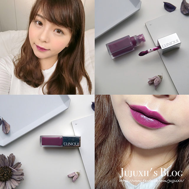 倩碧紐約普普絲絨唇釉CLINIQUE pop liquid matte lip colour 唇彩00.JPG