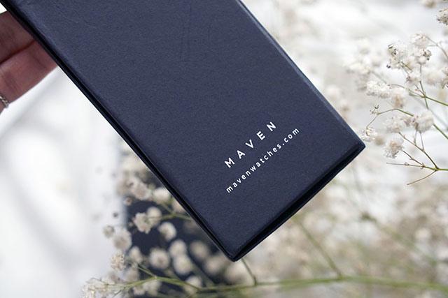 MAVEN WATCHES手錶分享03.JPG
