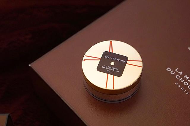 植村秀x梅森巧克力聯名聖誕彩妝- shu uemura x La Maison Du Chocolat06.JPG