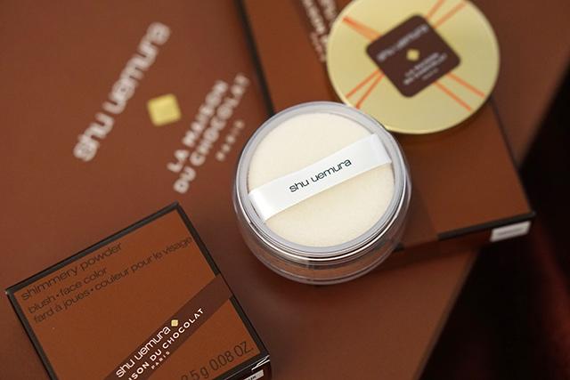 植村秀x梅森巧克力聯名聖誕彩妝- shu uemura x La Maison Du Chocolat08.JPG
