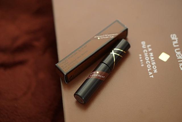 植村秀x梅森巧克力聯名聖誕彩妝- shu uemura x La Maison Du Chocolat15.JPG