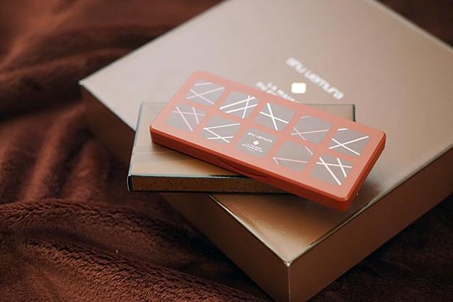 植村秀x梅森巧克力聯名聖誕彩妝- shu uemura x La Maison Du Chocolat24.JPG