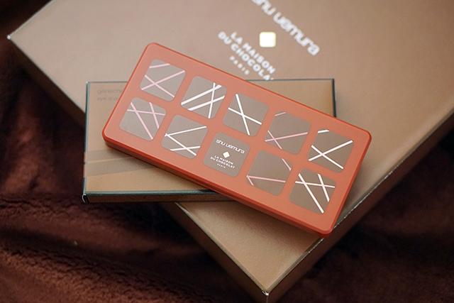 植村秀x梅森巧克力聯名聖誕彩妝- shu uemura x La Maison Du Chocolat25.JPG