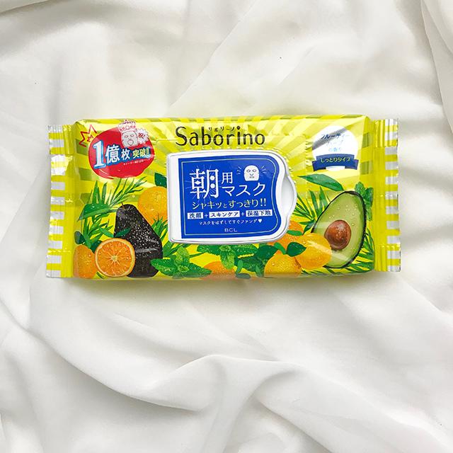 LaboLabo : Saborino : Shu Uemura 早安晚安抽取式面膜評價推薦06.JPG