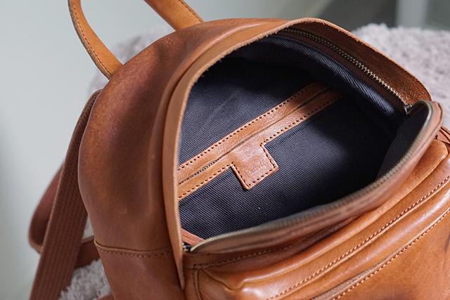 Madewell Bag真皮後背包20.JPG