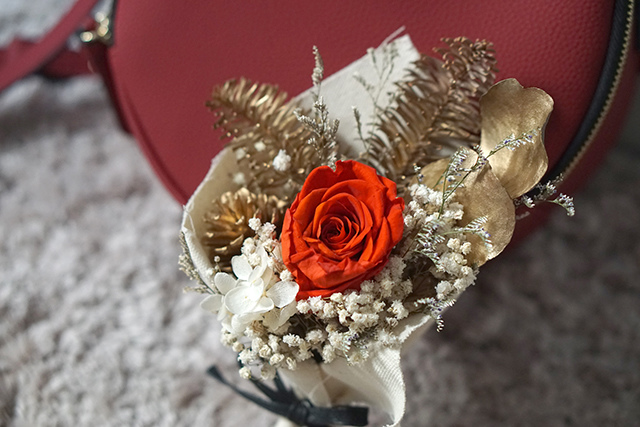 COSPAC貝果小圓包 紅色 聖誕禮盒|HC STORE07-2.JPG