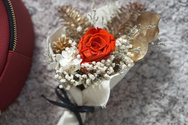 COSPAC貝果小圓包 紅色 聖誕禮盒|HC STORE09.JPG