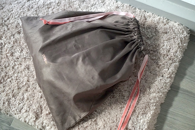 COSPAC貝果小圓包 紅色 聖誕禮盒|HC STORE13.JPG