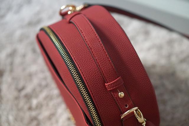 COSPAC貝果小圓包 紅色 聖誕禮盒|HC STORE20.JPG