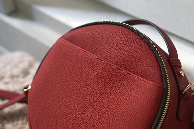 COSPAC貝果小圓包 紅色 聖誕禮盒|HC STORE18.JPG