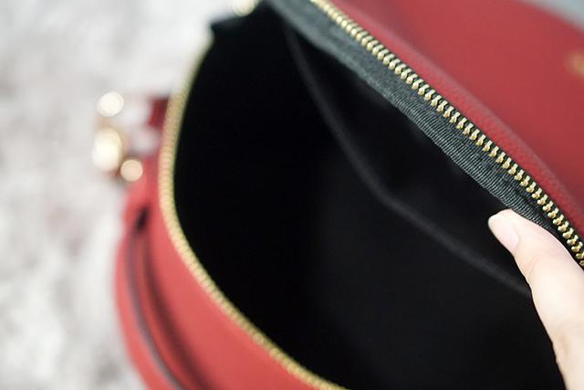 COSPAC貝果小圓包 紅色 聖誕禮盒|HC STORE24.JPG